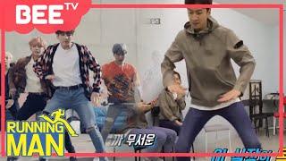 "Yoo Jae Suk ""Kwang Soo can pull off ""Fire""!"" [Running Man Ep 448]"