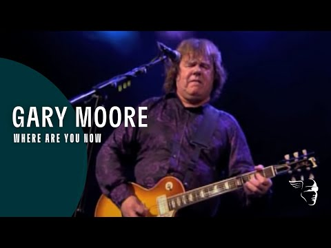 """Gary Moore - Where Are You Now (from """"Live at Montreux 2010"""")"""