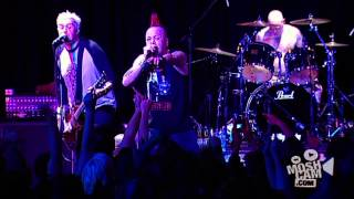 The Exploited - Troops Of Tomorrow | Live in Sydney | Moshcam
