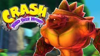Baixar Crash Mind Over Mutant - A TARTARUGA MALUCA DE FOGO #4 (Gameplay em Português)