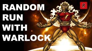 Random Run Featuring Warlock | Comic Books | Marvel