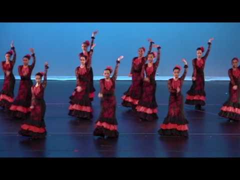 28 Flamenco to Boy with a Coin