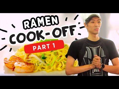 Most CREATIVE Ramen Recipes!