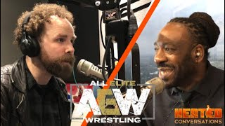 Booker T & Sam Roberts Discuss if AEW Can Be Successful