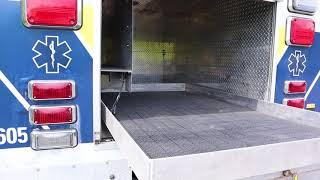 Emergency Utility Vehicle - 2013 F450 6.8L V10 Gas