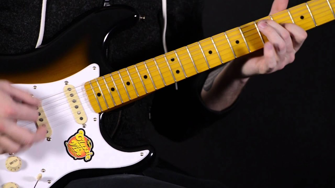 The Best Electric Guitars Under $500 - Solidbody - 2019