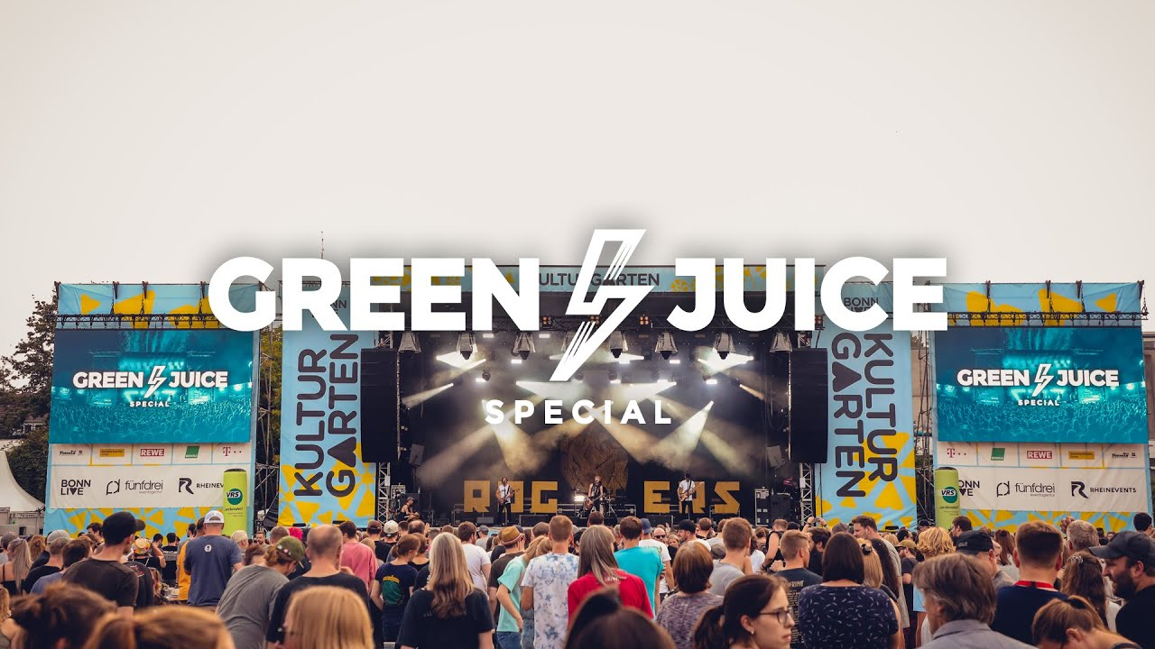 Green Juice Special 2021 | Recap