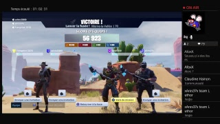 Live ps4 save the fortnite world with the poto xAres37x team luthor!!!!
