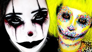 NO PHOTOSHOP! 11 INSANE Halloween Makeup IDEAS & Tutorials Compilation😱