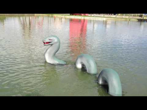 Goole ness monster