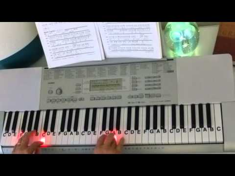 How To Play ~ Hallelujah ~ Leonard Cohen ...