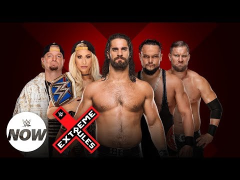 Live Extreme Rules 2018 preview: WWE Now