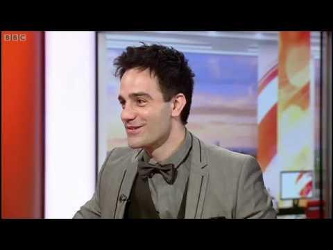 BBC Breakfast: Ramin Karimloo