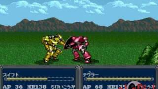 Vixen 357 (Sega Genesis) Gameplay