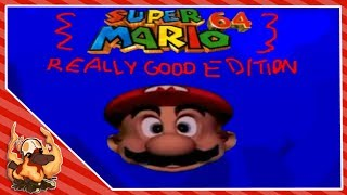 SUPER MARIO 64 REALLY GOOD EDITION | FANtastisch | Spielenator