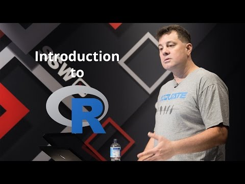 .NET To The Power of R1: An Introduction to R Development Language - TJ Gokcen