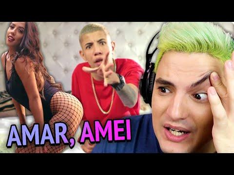 REAGINDO A AMAR, AMEI - MC DON JUAN