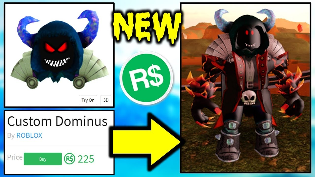 New How To Make A Custom Dominus For Only R 225 Youtube