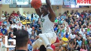 Bam Adebayo Most Hype Plays of Senior Year: Kentucky's Next BEAST!