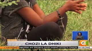 Msichana  atengwa kwa sababu ya ukimwi