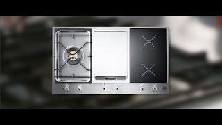 Surfaces de cuisson segmentées Bertazzoni PM36