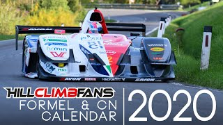 PURE SOUND of Formel & CN Calendar 2020