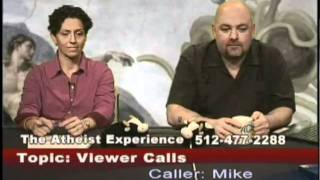 Ultimate Reality vs Experienced Reality - The Atheist Experience