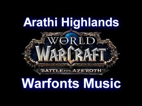 Stormagarde Warfront Music | Arathi...