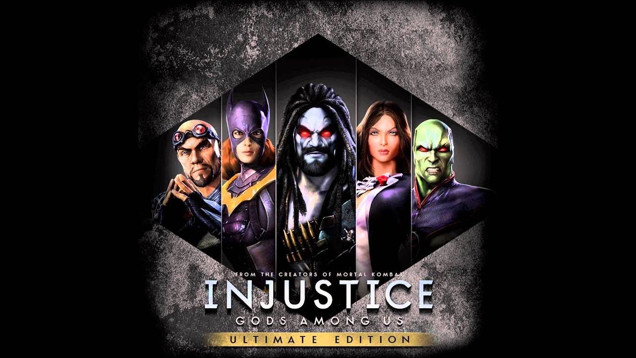 Injustice Gods Among Us Ultimate Edition - YouTube
