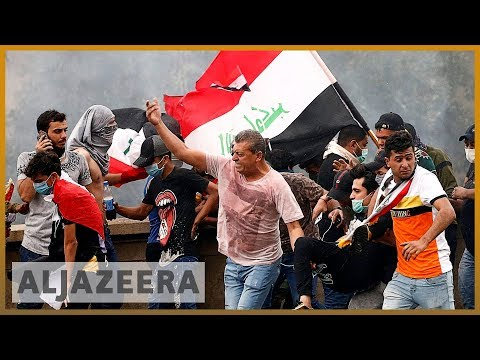 Scores killed as Iraq forces clash with protesters