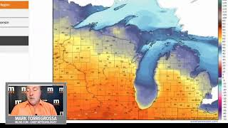 Michigan Weather Forecast - Tuesday, April 7, 2020