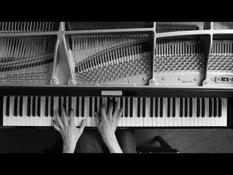 Radiohead – Pyramid Song (Piano Cover)