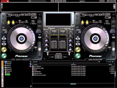 in the mix.....(dancefloor volume1)