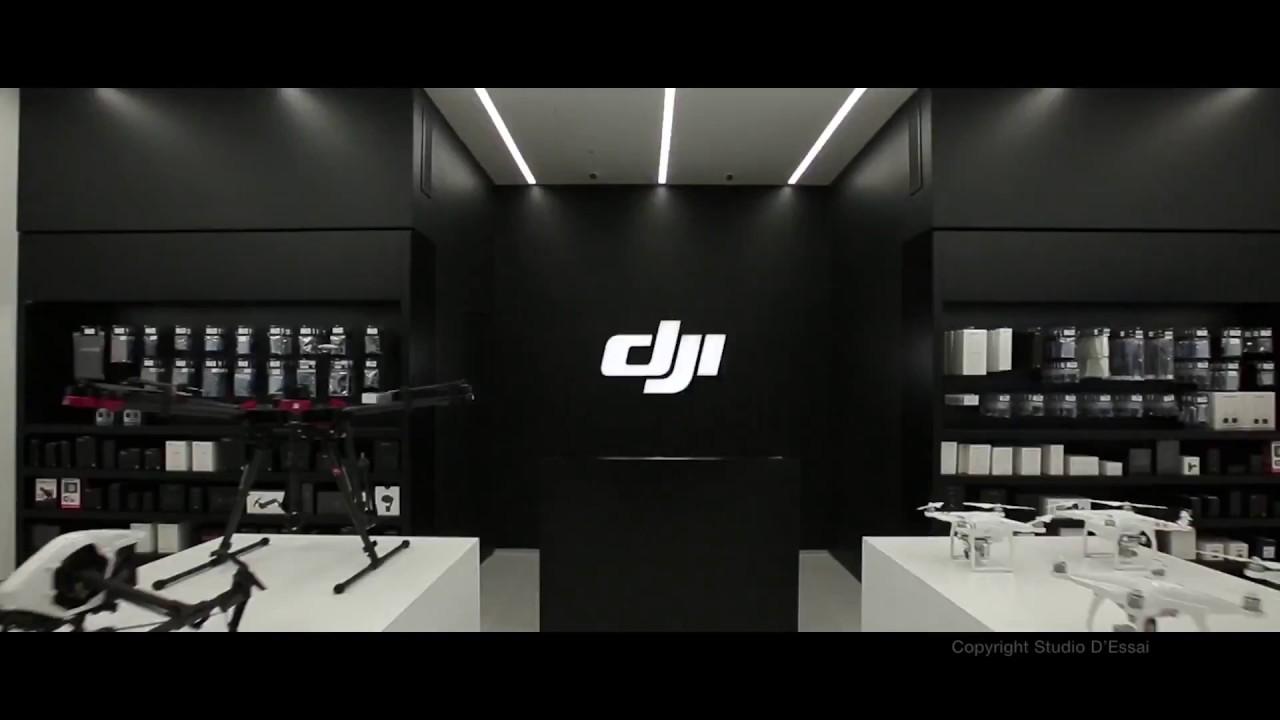 Dji официальный магазин москва посмотреть держатель планшета мавик айр