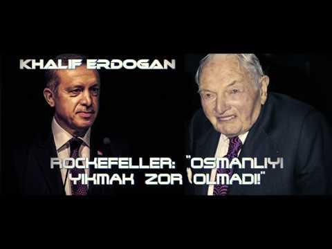 David Rockefeller Türkler, Kürtler ve Müslümanlar Hakkında neler söylemişti? Izleyelim!