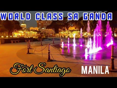 WOW ANG GANDA PALA NG FORT SANTIAGO INTRAMUROS MANILA SEPT 10,2019