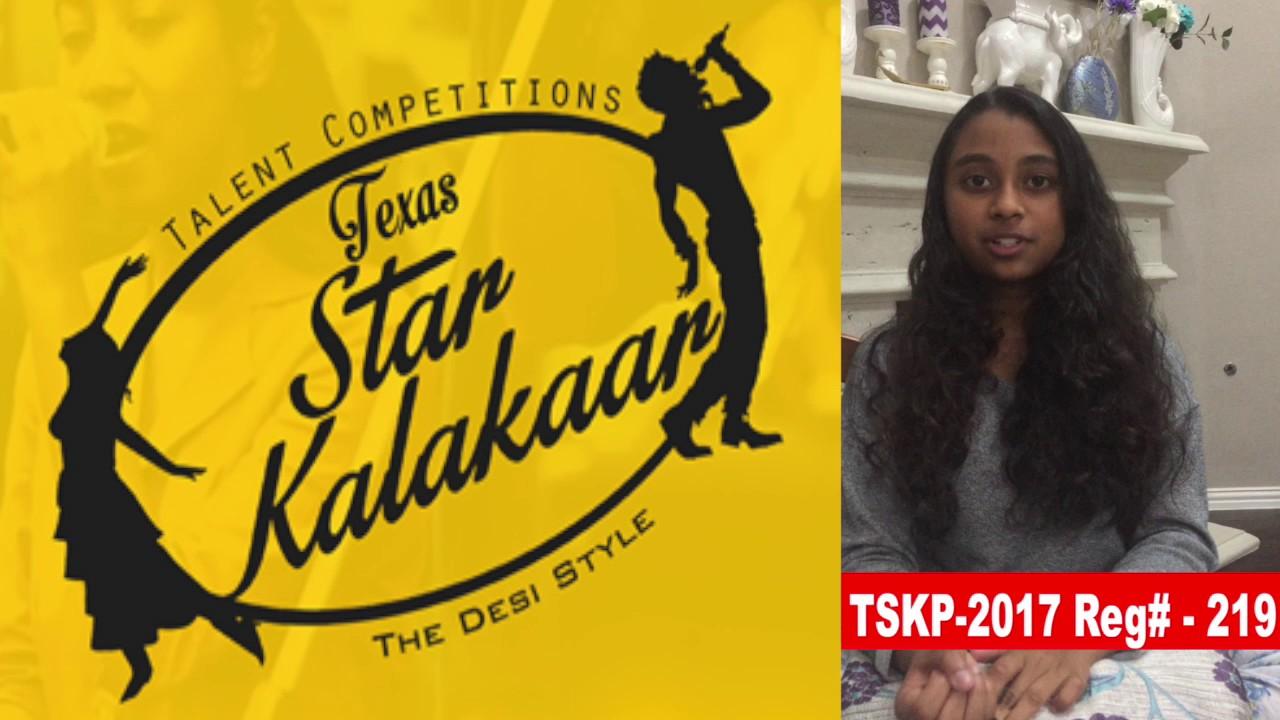 Reg# TSK2017P219 - Texas Star Kalakaar 2017