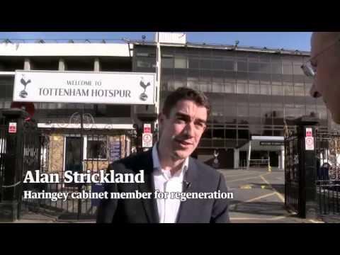 Tottenham Hotspur get new stadium but local businesses lose out