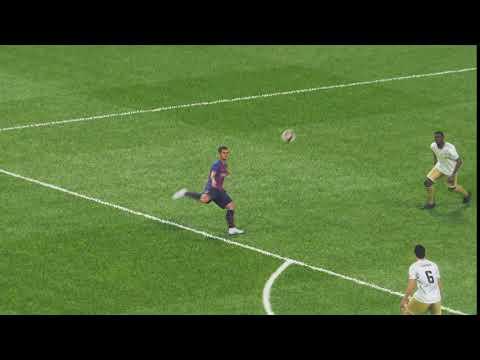 ウイニングイレブン 2019:PES2019 / Coutinho shooting