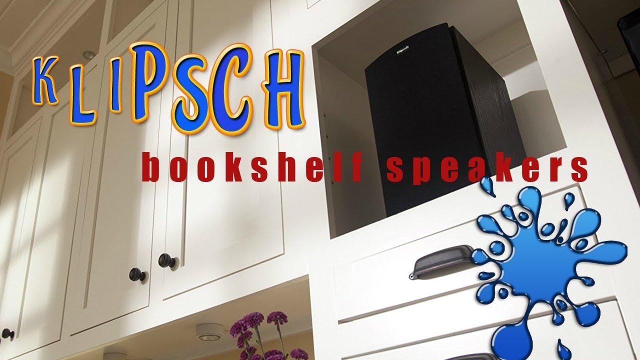 The Top 10 Ten Best Klipsch Bookshelf Speakers Review