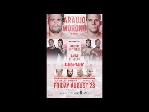 Legacy 44 Prelims - Ramiro Ruiz vs Mike Trinh