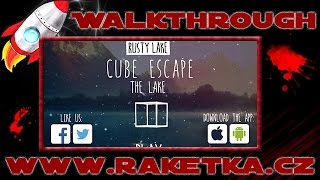 Cube Escape: the Lake - Návod - Walkthrough