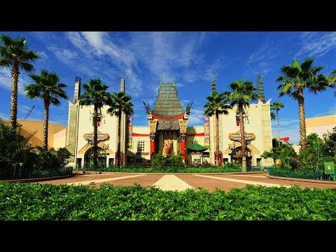 Hollywood Studios   The Great Movie Ride   BGM Loop
