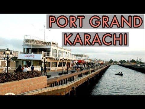 Sunday Breakfast at Port Grand, Karachi  Sunday brunch in Ka