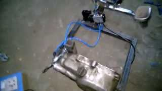automatic pnumatic clutch mechanical engineering mini project topics