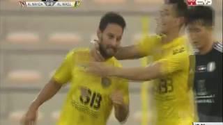الوصل يهزم الوحدة وينفرد بصدارة مجموعته في كأس الإمارات.. فيديو