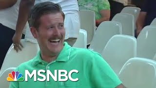 Green Shirt Guy And More Fun At Tucson's City Council Meeting | All In | MSNBC Green Shirt Guy, Banjo Guy, and the Sanctuary City Song Ladies really livened up local government proceedings in Tucson, Arizona this week.  ? Subscribe to ..., From YouTubeVideos