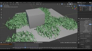 How to use Blender 2.80 Advance Instance modifier (2019)