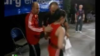 2007 European Championships Women 48 Kg