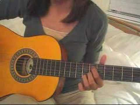 Tutorial and Cover: Shy That Way by Jason Mraz Tristan Prettyman (cover is at the end)